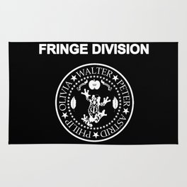 Fringe Division I wanna be sedated Rug