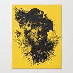 Abstract Thinking Canvas Print