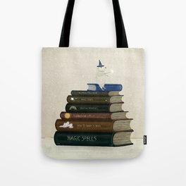 wizards field guide Tote Bag
