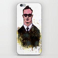 Nicholas Winding Refn iPhone & iPod Skin
