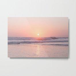 Bali Sunset II Metal Print