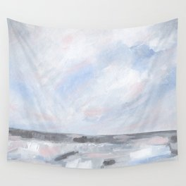 Fearless - Fearless - Stormy Seascape Wall Tapestry