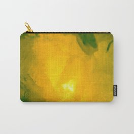 Textures (Yellow version) Carry-All Pouch