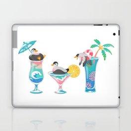 Summer cocktails Laptop & iPad Skin
