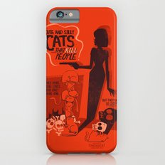 Cat Movie - orange Slim Case iPhone 6s