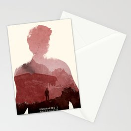 Uncharted 2 Stationery Cards