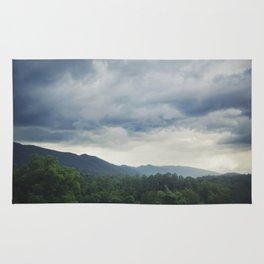 Smoky Mountains  Rug