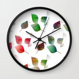 Autumn Air Wall Clock
