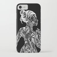 maori iPhone & iPod Cases featuring Opposite Maori by SarinneG