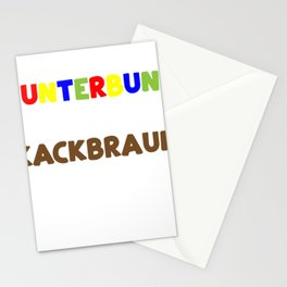 Anti  colorful instead of barun Stationery Cards