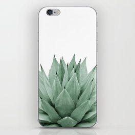 Agave Green Summer Vibes #1 #tropical #decor #art #society6 iPhone Skin