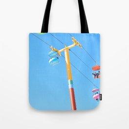 SANTA CRUZ VIEWS - THE BOARDWALK  Tote Bag