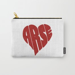 Shape of love Carry-All Pouch