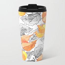 The Physalis Metal Travel Mug