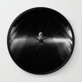 Night Rider #1 Wall Clock