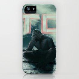 tears in the rain iPhone Case