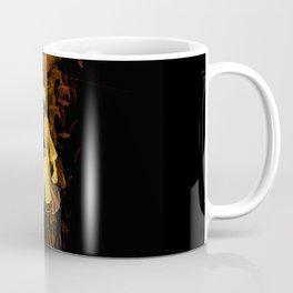 Pirate King Fire Fist Coffee Mug