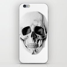 le crâne iPhone & iPod Skin