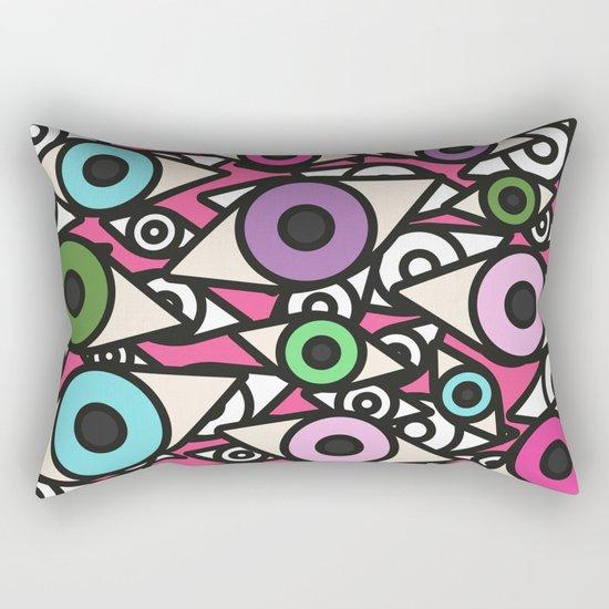 I´m Watching You Rectangular Pillow