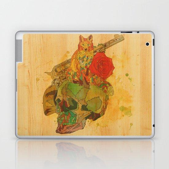 Fox & Rose Laptop & iPad Skin