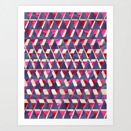 Tessa 4 Art Print