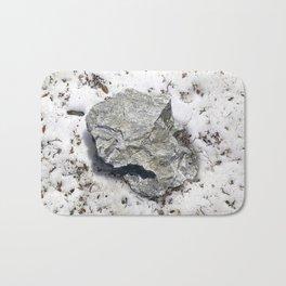 STONES SNOW NUGGET Bath Mat