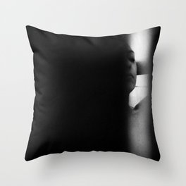 The fear temperature, Desire serie #01 Throw Pillow