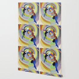 "Robert Delaunay ""Political Drama"" Wallpaper"
