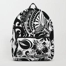 Savaii Polynesian Tribal Backpack