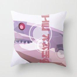 Shak Throw Pillow