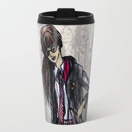Hogwarts dreams - Gryffindor Travel Mug
