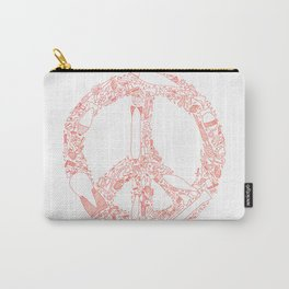 Looks like peace. Carry-All Pouch