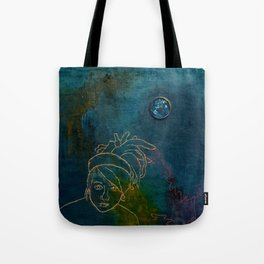 Dread Head Tote Bag