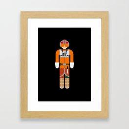 Luke 01 Framed Art Print