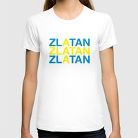 zlatan T-shirts featuring ZLATAN by eyesblau