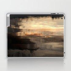 Abstract Sunset Reflection Laptop & iPad Skin