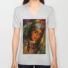 The favorite of the Sultan Unisex V-Neck