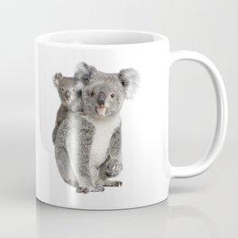 Koala bear and her baby Coffee Mug