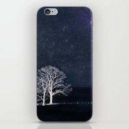 The Fabric of Space and the Boundary of Knowledge iPhone Skin