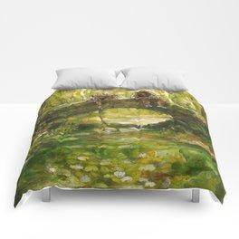 Little Rivers (original) Comforters