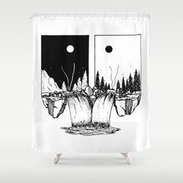 Miroir Shower Curtain