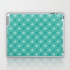 Star Pods - Aqua Laptop & iPad Skin