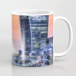 Tower Bridge and the Walkie Talkie Building Coffee Mug