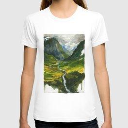 The Hidden Valley (original) T-shirt