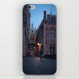 Bruges 3 iPhone Skin