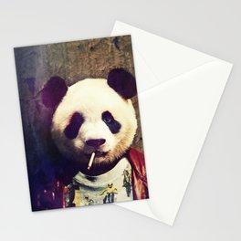 Panda Durden Stationery Cards