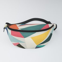 Collection of pointy summit Fanny Pack
