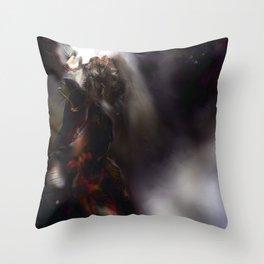Lizards Tail Throw Pillow