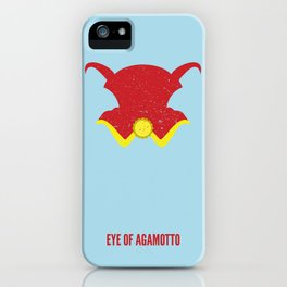 Dr. Strange - Eye of Agamotto iPhone Case
