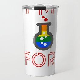 Sciences Gay Gift Travel Mug